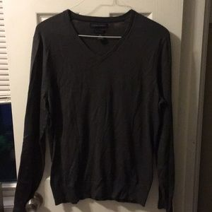 Banana Republic Grey Men's Sweater